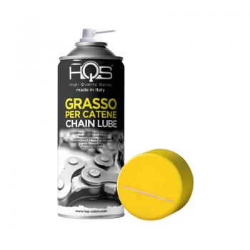 Chain Lube 400 ml grasso spray per catene HQS