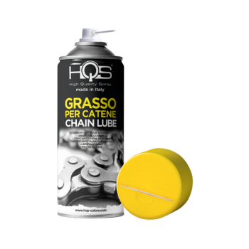 Grasso spray per catene 400ml Hqs
