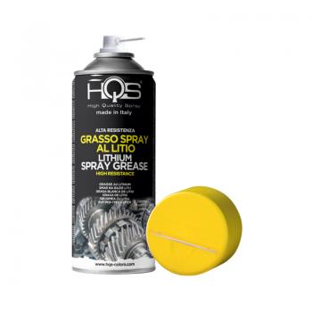 HQS Lithium Spray Grease Lithiumfett- Spray 400 ml