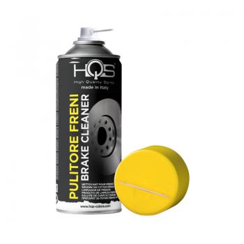 Pulitore freni Spray 400 ml HQS