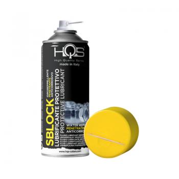 Lubrificante Multiuso Spray 400 ml HQS