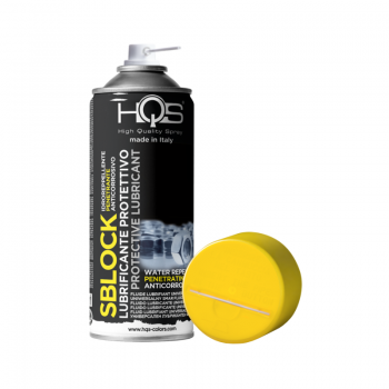 Lubrificante sbloccante multiuso spray 400ml Hqs