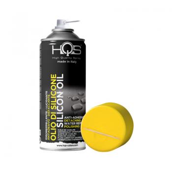 Olio si silicone Spray 400ml Hqs