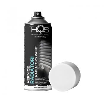 HQS Peinture radiateur Blanc - Spray 400 ml