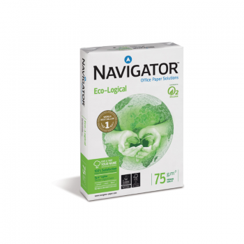 NAVIGATOR Eco-Logical 75 g/m2 A4 carta per fotocopie e...