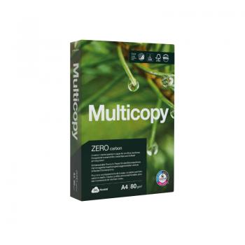 MULTICOPY ZERO carbon 80 g/m2 A4 multifunzionale carta...