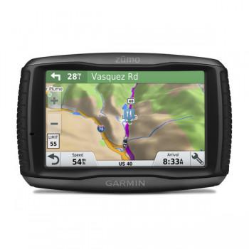Motorrad-Navigationgerät zūmo® 595 LM Travel Edition Garmin