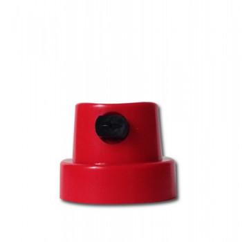 Wrapper valve pour diffuseur réglable rouge - trait large