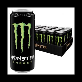 24 canette x 355 ml Monster Energy Drink
