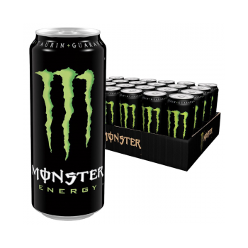 24 lattine x 355 ml Monster Energy Drink