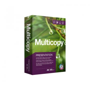 MULTICOPY Presentation A4 120 g/m2 Papier pour...