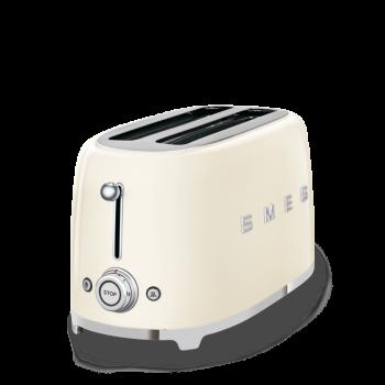 Smeg 4 Stücke-Toaster 50's Retro Style
