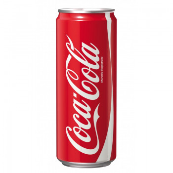 24 lattine x 330 ml Coca-Cola Soft Drinks