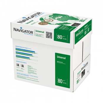 Kopierpapier und Druckerpapier 100'000 Blatt 80 g/m2 A4...