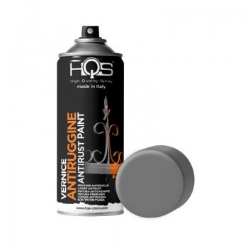 Metallschutz-Lack Anti-Rost 3 Farbton Sprühlack 400ml Hqs