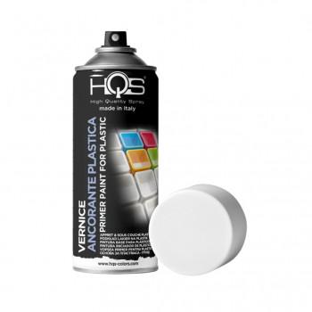 Kunststoffgrundierung transparent 400ml Hqs
