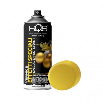 Vernice effetto speciale 4 tonalità spray 400ml Hqs