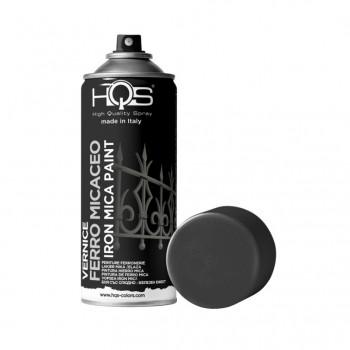Vernice ferro micaceo 3 tonalità 400ml Hqs