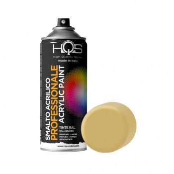 Vernice acrilica professionale 103 tonalità spray 400ml Hqs