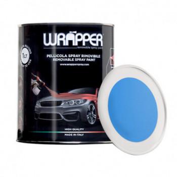 Blu napoli Pellicola spray removibile 1 Litro Wrapper