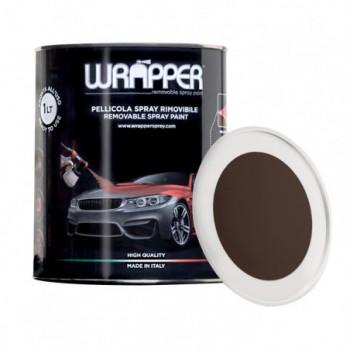 RAL 8017 Marrone cioccolata Pellicola spray removibile 1...
