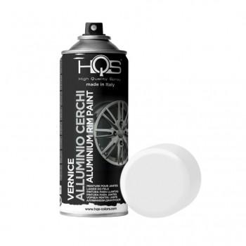 Vernice cerchi alluminio spray 400ml Hqs