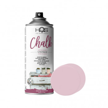 Chalk vintage 7 Farbton Wasserbasis Sprühlack 400ml Hqs
