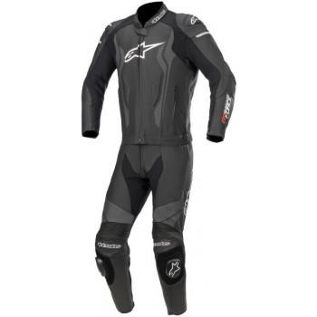Alpinestars GP Force 2-Piece Leather Suit Nero