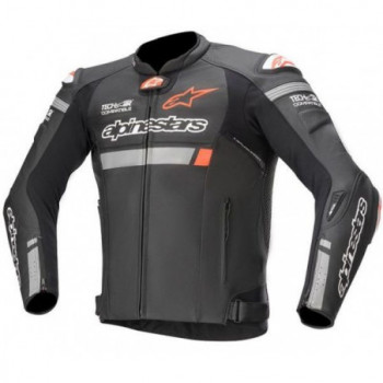 Alpinestars Missile Ignition Leather Jacket Tech-Air®...