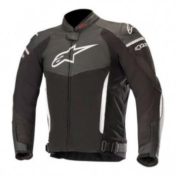 Alpinestars SP-X Leather Jacket Nero