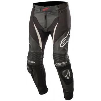 Alpinestars SP-X Leather Pants Nero/bianco