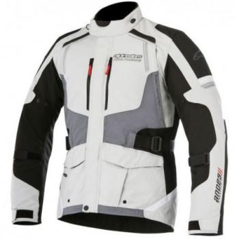 Alpinestars Andes V2 Drystar® Jacket Bianco/nero/grigio