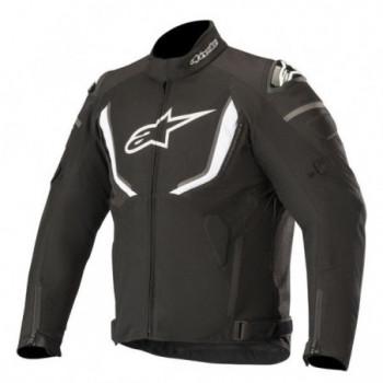 Alpinestars T-GP R V2 Waterproof Jacket Nero/bianco