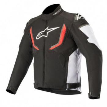 Alpinestars T-GP R V2 Waterproof Jacket Nero/bianco/rosso
