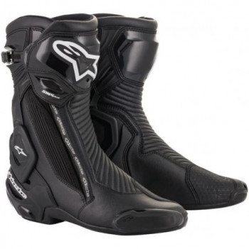 Alpinestars SMX Plus V2 Boots Nero