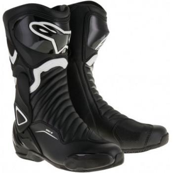 Alpinestars SMX-6 V2 Boots Nero/bianco