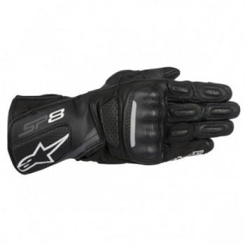 Alpinestars SP-8 V2 Gloves Nero/grigio