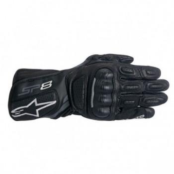 Alpinestars Stella SP-8 V2 Womens Gloves Nero/grigio