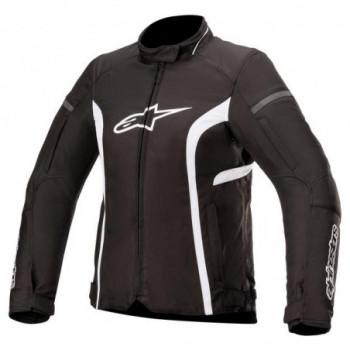 Alpinestars Stella T-Kira V2 Waterproof Jacket Nero/bianco