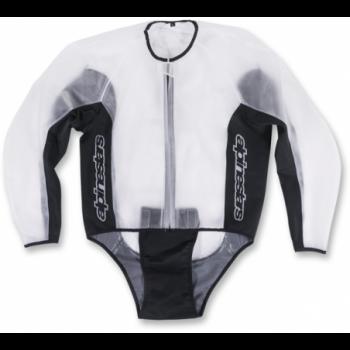Alpinestars Racing Rain Jacket Clear