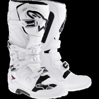 Alpinestars Tech 7 Cross Boots Bianco