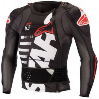 Alpinestars Sequence Protection Jacket — Short Sleeve...