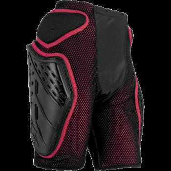 Alpinestars Bionic Freeride Shorts Nero/rosso
