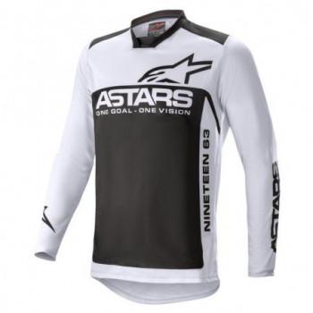 Alpinestars 2021 Racer Supermatic Jersey Grigio/nero