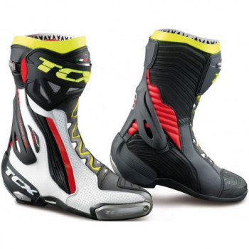 TCX RT-Race Pro Air Boots Rosso