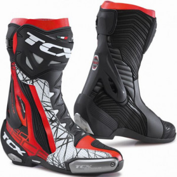 TCX RT-Race Pro Air Boots Rosso fluo