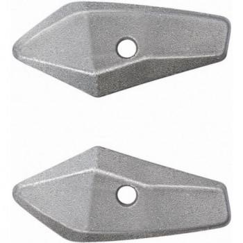 TCX Magnesium Lateral Heel Slider