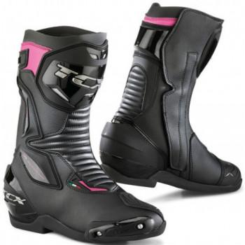 TCX SP-Master Lady Boots Nero/rosa