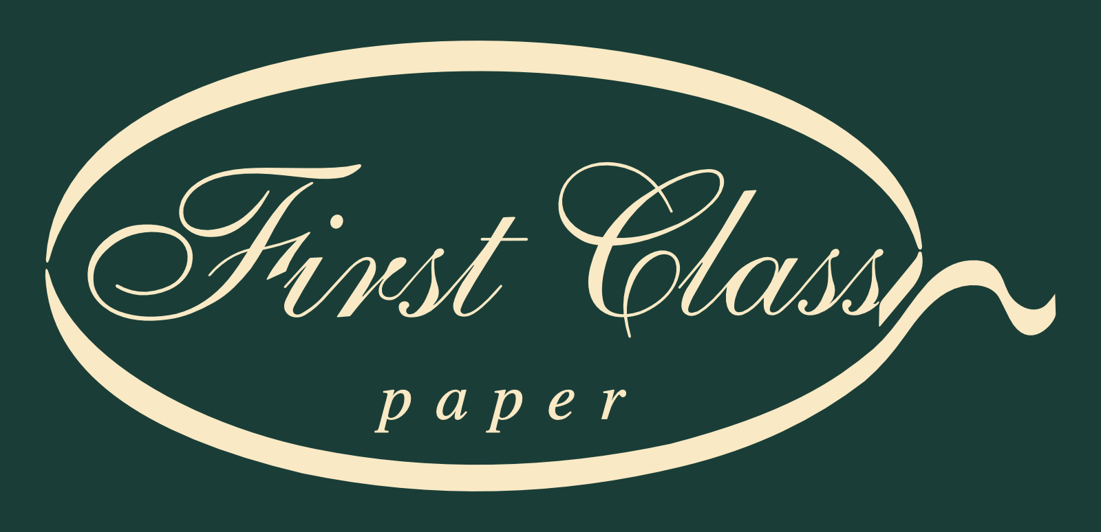 First class paper